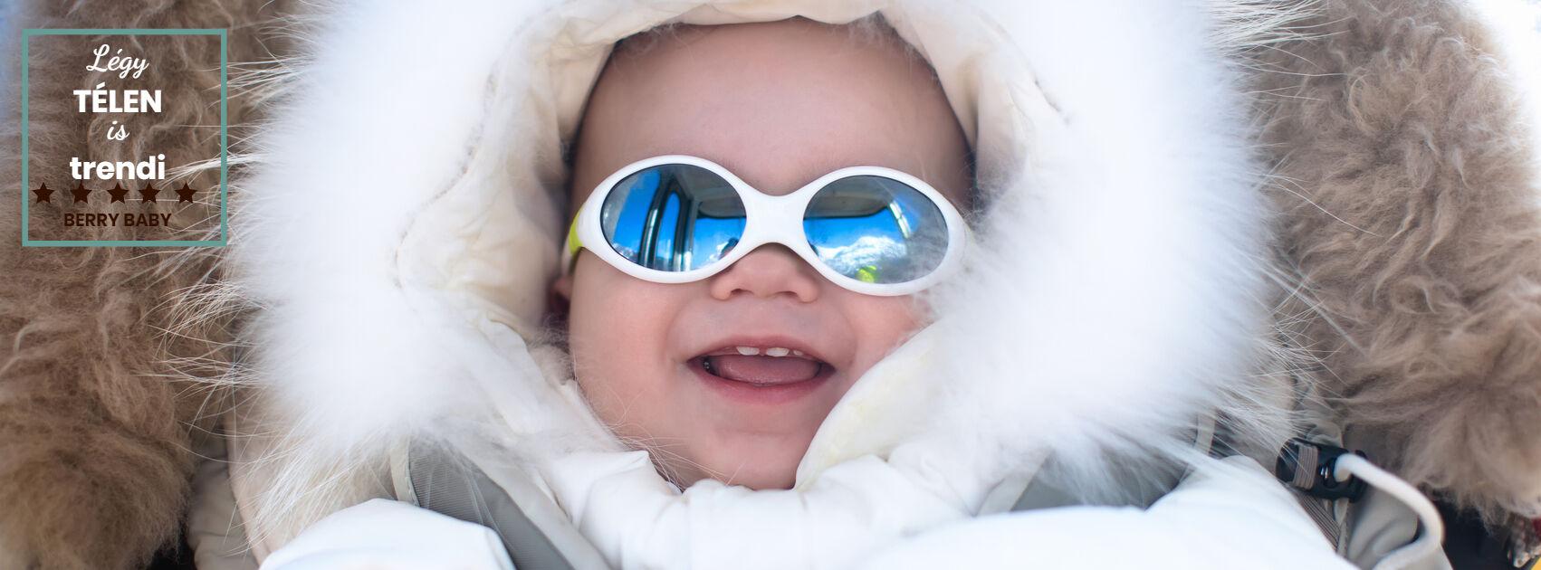 Légy trendi télen is a Berry Baby- vel