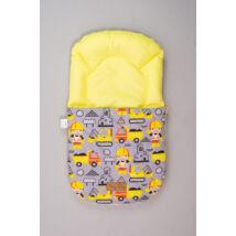 Berry Baby Babazsák és hálózsák: Bob sárga