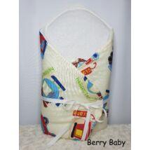 Berry Baby Koraszülött kókuszpólya -munkagépes