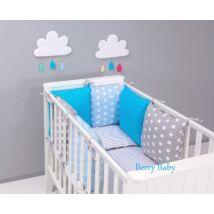 "Berry Baby Luxus babaágynemű szett- ""Orion"""