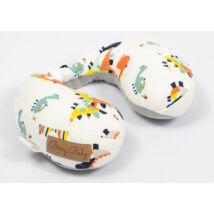 Berry Baby nyakpárna-utazópárna: dino hurkolt pamut