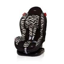 Cotobaby Swing Safari autósülés: Zebra 9-25 kg