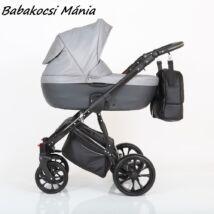 Berry Baby CORRADO multifunkciós babakocsi szett (autós hordozóval és adapterrel!): CR3 Black