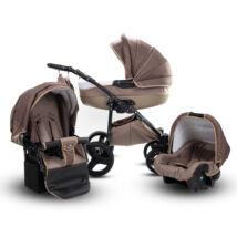 Berry Baby Lux 3in1 babakocsi szett (autós hordozóval és adapterrel): Z-1