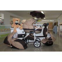 Berry Baby Lux 3in1 babakocsi szett (autós hordozóval és adapterrel): Z-2