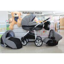 Berry Baby Lux 3in1 babakocsi szett (autós hordozóval és adapterrel): Z-21