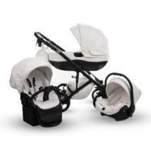 Berry Baby - Sojan AVENTADOR multifunkciós babakocsi szett: White