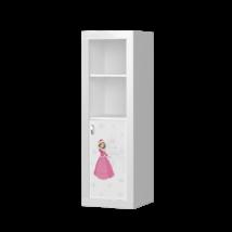 Filip GRAFIKA álló szekrény: SNOW PRINCESS