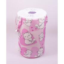 Berry Baby Szennyestartó/ játéktároló babaszobába: Sweet Kitty
