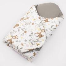 Berry Baby Exclusive kókusz pólya kivehető gerinctámasszal: Forest- szürke
