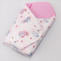 Berry Baby Exclusive kókusz pólya kivehető gerinctámasszal: BEAUTY