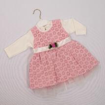 Kislány alkalmi ruha- kb.1 éves babára