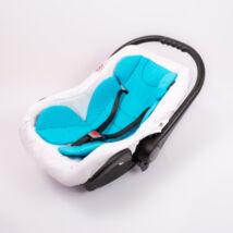 Berry Baby Pamut szűkítőbetét /alátét hordozóba 4-12 hó- TÜRKIZ  (univerzális)