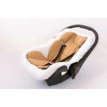 Berry Baby Pamut szűkítőbetét /alátét hordozóba 4-12 hó- MOGYORÓ  (univerzális)