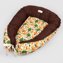 Berry Baby EXCLUSIVE Babafészek kókusz matraccal: Fox