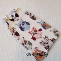 Berry Baby Baba hálózsák- nagy baglyos WELLSOFT: 0-3 hó