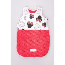 Berry Baby Pamut baba hálózsák: Minnie fantasy-piros