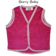 Berry Baby wellsoft mellény - Pink  1-2 éveseknek