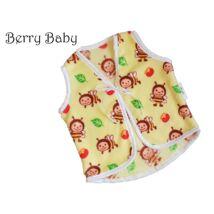 Berry Baby wellsoft mellény - Sárga méhecskés 1-2 éveseknek