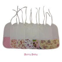 Berry Baby Szakálka egységcsomag zsebes változat- LÁNYOKNAK- vízhatlan hátoldallal