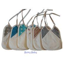 Berry Baby Szakálka egységcsomag- FIÚKNAK- vízhatlan hátoldallal