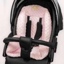 Berry Baby Zizi babakocsi szűkítőbetét: rózsaszín minky