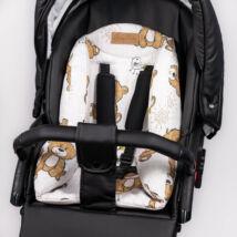 Zizi babakocsi szűkítő betét: BEAR macis