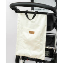Berry Baby bevásárló táska babakocsira: ekrü