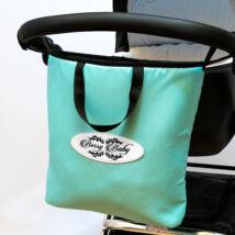 Berry Baby COMFORT SHOPPING BAG - Menta színben