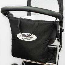 Berry Baby COMFORT SHOPPING BAG - Fekete színben