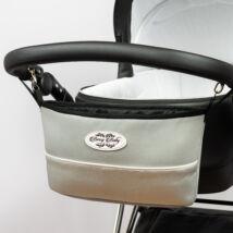 Berry Baby Comfort babakocsi tároló-ECO bőr: Cobalt -univerzális