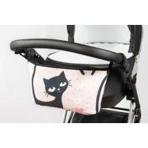 Berry Baby Comfort babakocsi tároló: Black Cat
