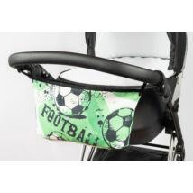 Berry Baby Comfort babakocsi tároló: FOOTBALL