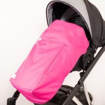 Univerzális Berry Baby lábzsák babakocsira: pink