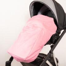 Univerzális Berry Baby lábzsák babakocsira: rózsaszín