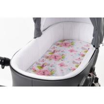 Berry Baby Kókusz matrac babakocsi mózes részébe- Tavasztündér