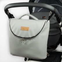 Berry Baby MAX 3in1 pelenkázó táska: Light Grey
