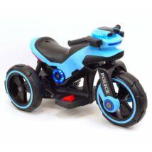 Baby Mix 3 kerekű Elektromos motor hang-és fényeffekttel- POLICE