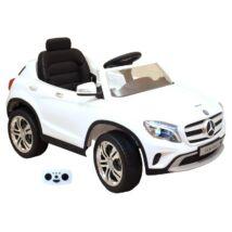 Mercedes elektromos kisautó: Fehér