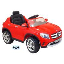 Mercedes elektromos kisautó: Piros