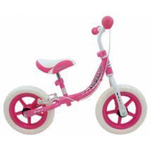 Baby Mix FÉKES futóbicikli: Pink