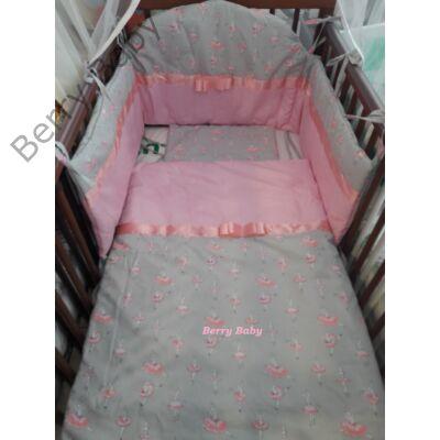 Balerinás - Lányoknak- babaágynemű szett 156666b333