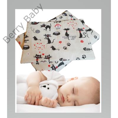 AKCIÓS  Szerelmes cicák babaágynemű szett (2 részes 34568feb4c