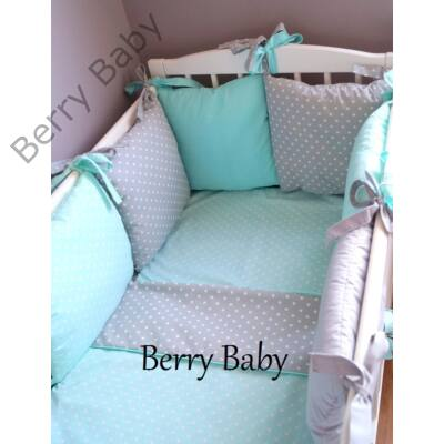 "Berry Baby Luxus babaágynemű szett- ""Aquarius"""