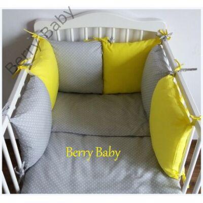 """Berry Baby Luxus babaágynemű szett- """"Citrea"""""""