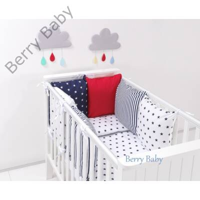 "Berry Baby Luxus babaágynemű szett- ""Carino"""