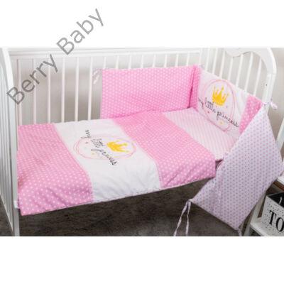 Berry Baby PRINCESS babaágynemű szett