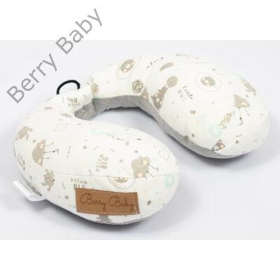 Berry Baby nyakpárna-utazópárna: dream big hurkolt pamut