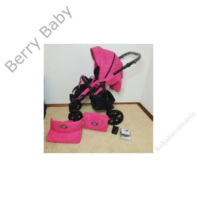 Berry Baby- Active sport -sportbabakocsi- Rose and Black