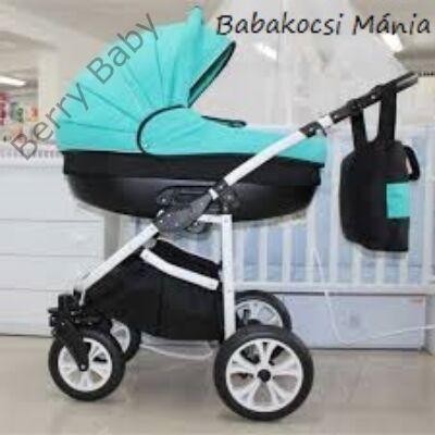 Berry Baby Lux 3in1 babakocsi szett (autós hordozóval és adapterrel): Z-14